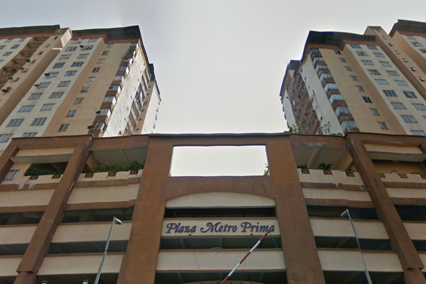 Plaza Metro Prima's cover picture