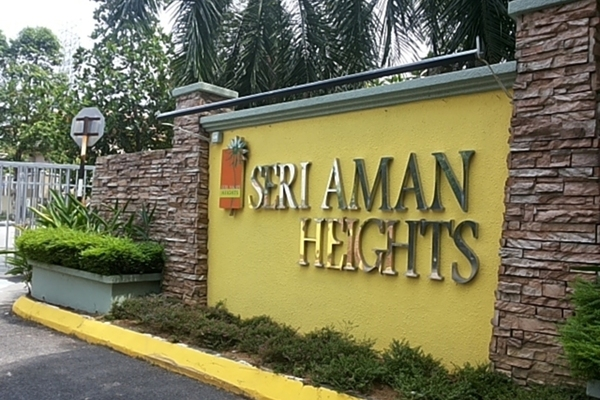 Seri Aman Heights's cover picture