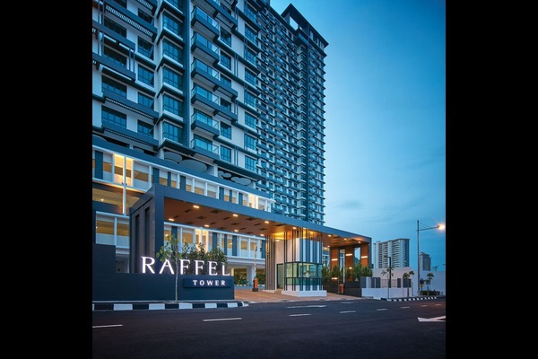 Raffel Tower's cover picture