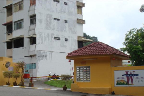 Bukit Awana Condominium in Paya Terubong