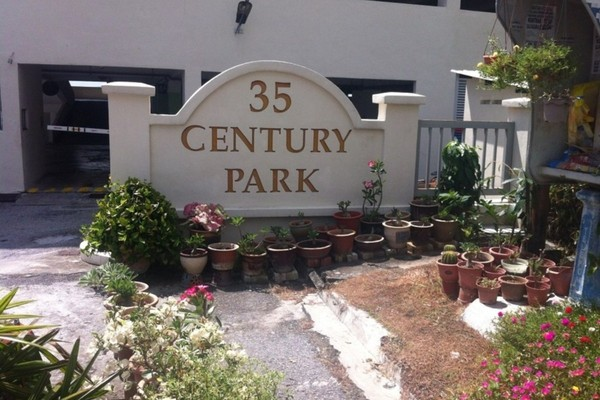 Century Park's cover picture