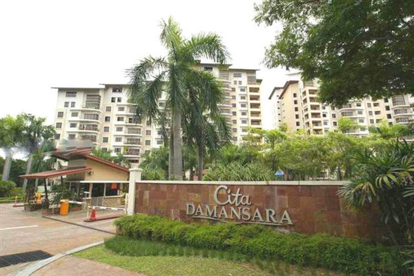 Cita Damansara's cover picture