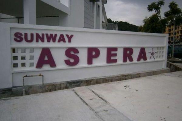 Sunway Aspera's cover picture