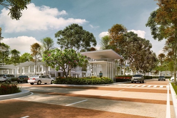 Fairfield Residences @ Tropicana Heights's cover picture