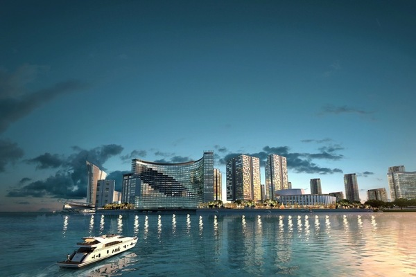 Penang World City's cover picture