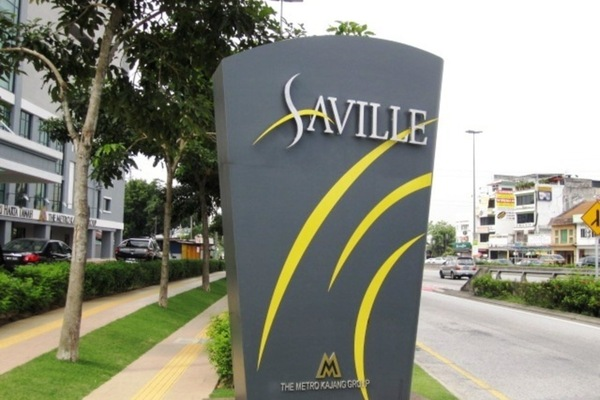 Saville Residence in Old Klang Road