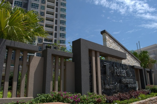 Fettes Residences in Tanjung Tokong