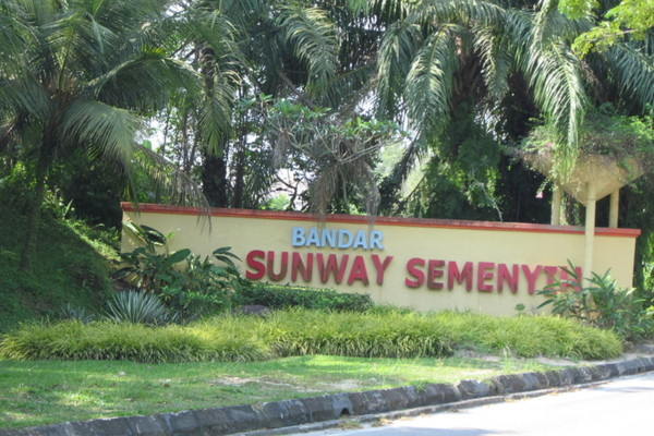 Bandar Sunway Semenyih in Semenyih