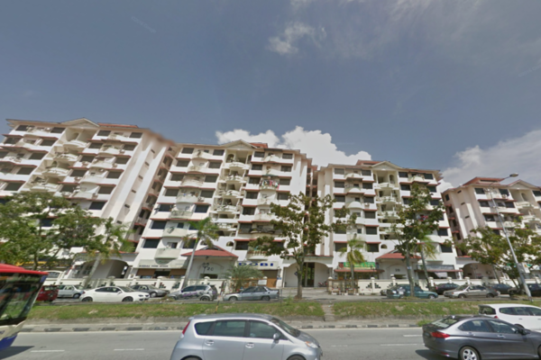 Bayan Permai Apartment's cover picture