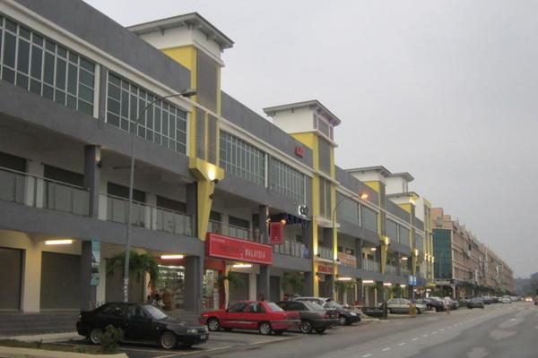 Taman Kajang Sentral in Kajang