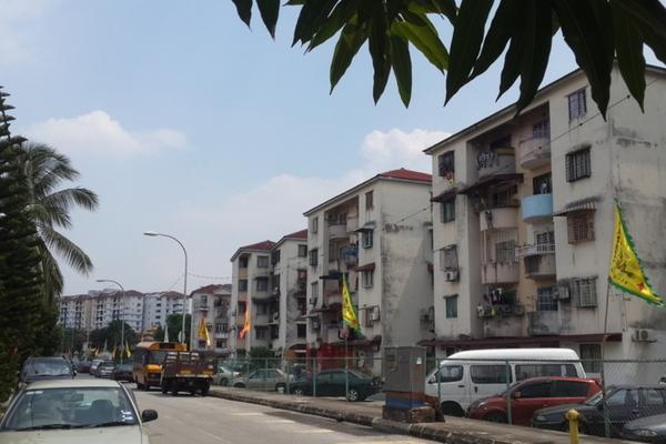 Taman Jinjang Baru's cover picture