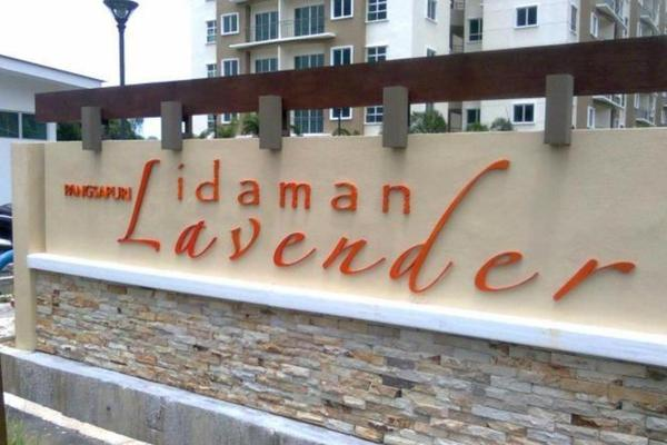 Idaman Lavender's cover picture