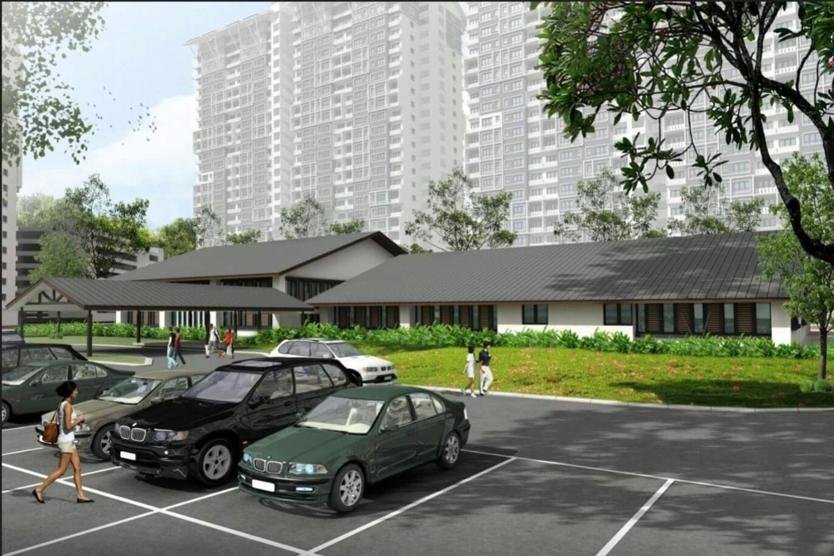 New development in Aspire Residence, Cyberjaya