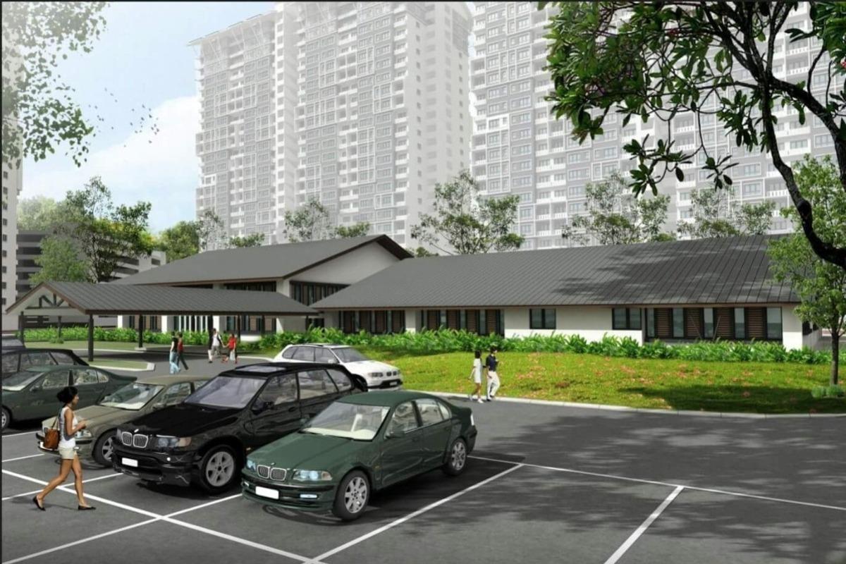 New development in Aspire Residence, Cyberjaya
