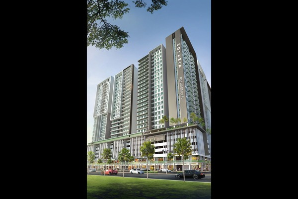 Solaria Residences's cover picture