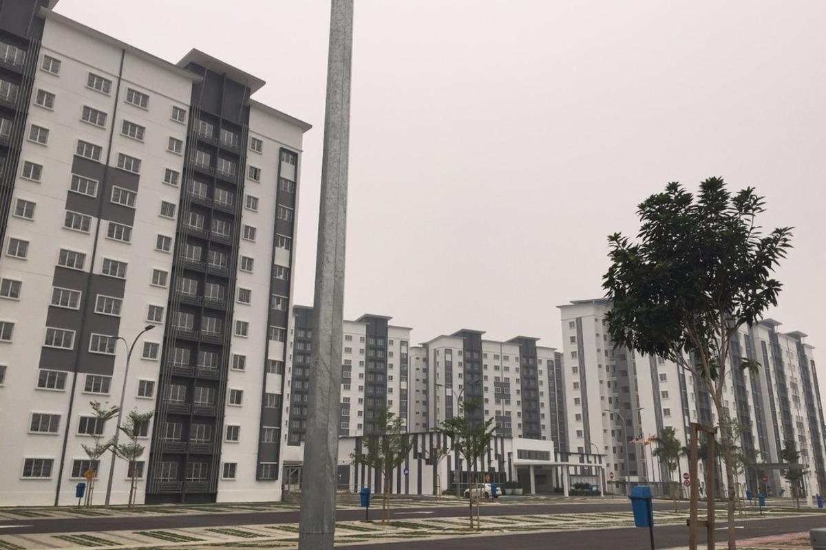 Seri Intan Apartment Photo Gallery 7