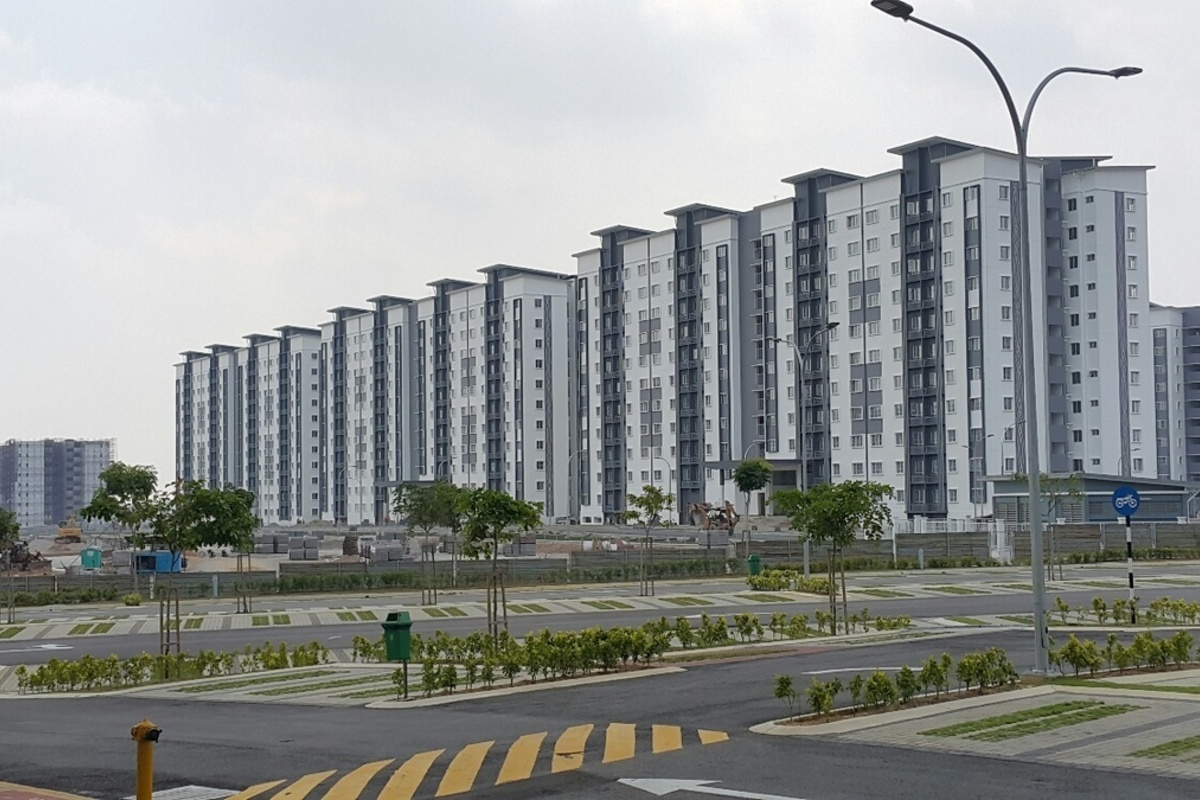 Seri Intan Apartment Photo Gallery 10