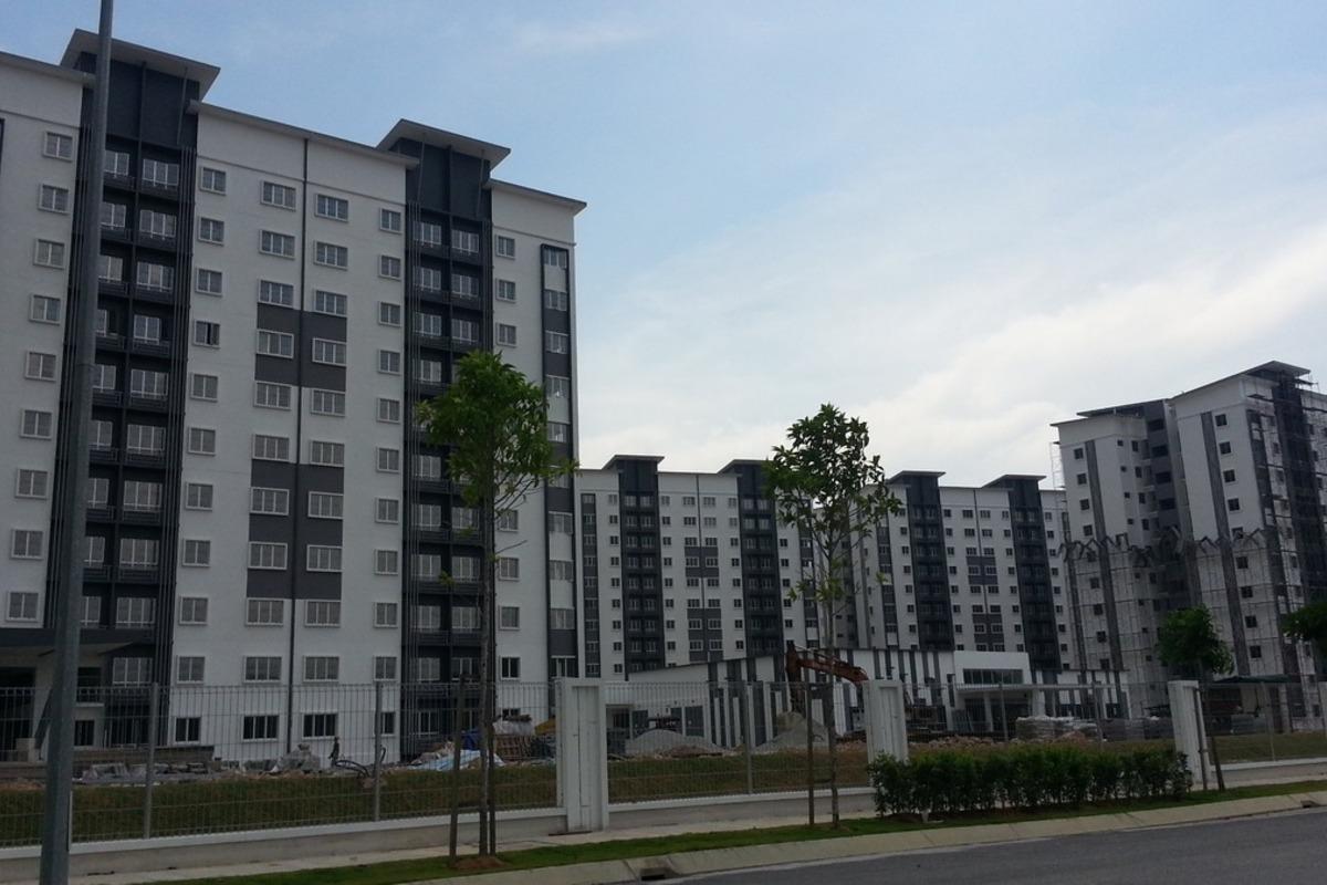 Seri Intan Apartment Photo Gallery 6