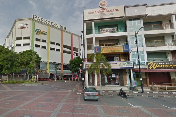 Kluang Parade's cover picture