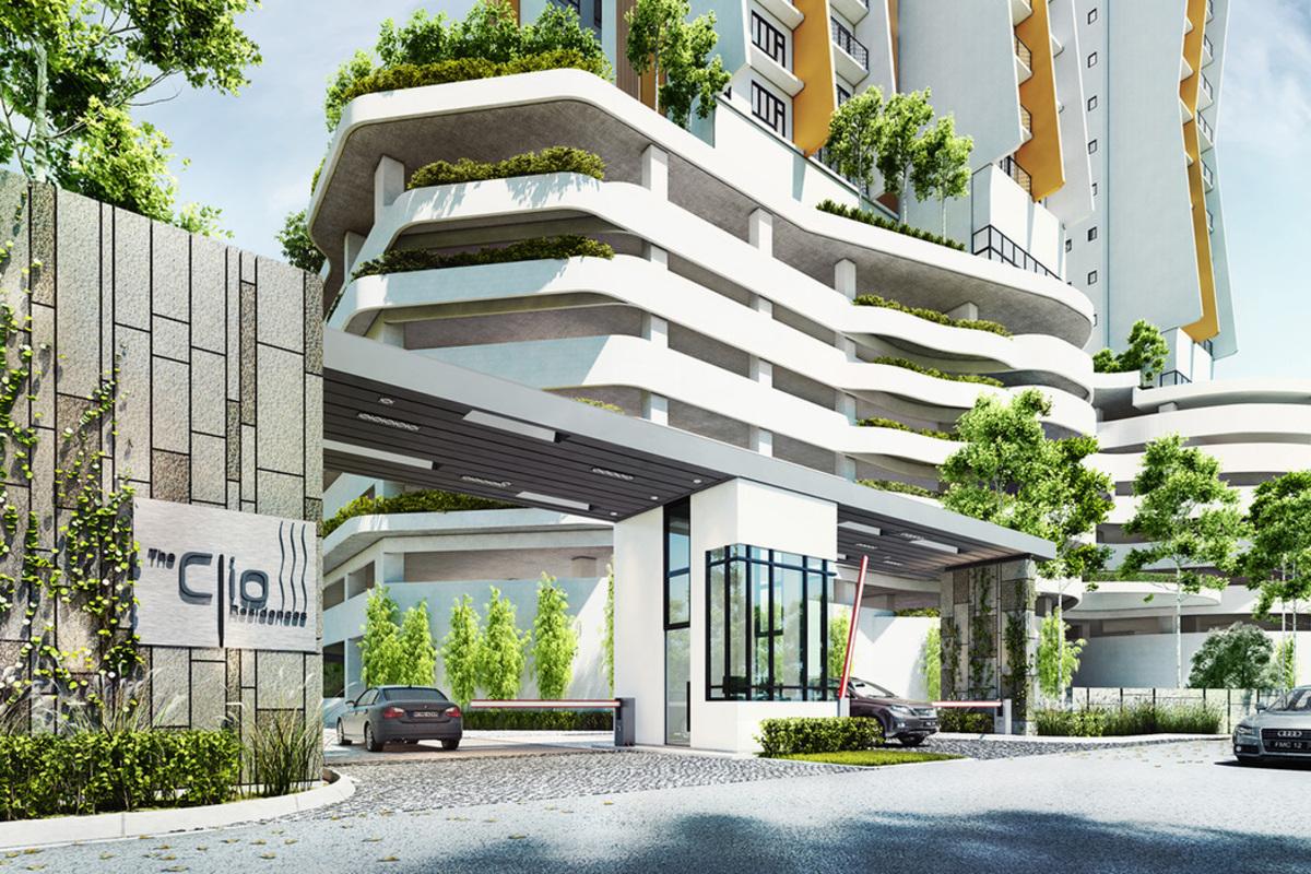 The Clio Residences @ IOI Resort City Photo Gallery 0