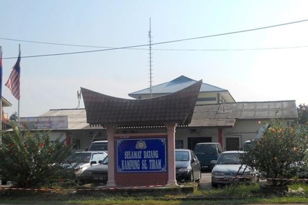 Kampung Sungai Tiram in Bayan Lepas