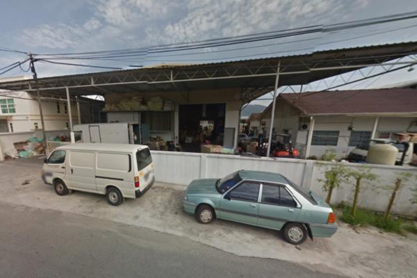 Kampung Batu Maung's cover picture