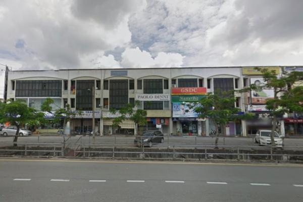 Jalan Berjaya's cover picture