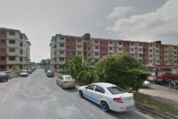 Seri Pauh Apartment's cover picture
