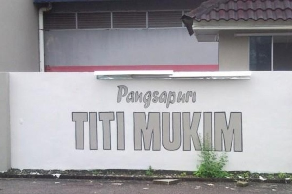 Titi Mukim Apartment's cover picture