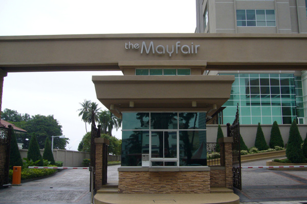 The Mayfair's cover picture