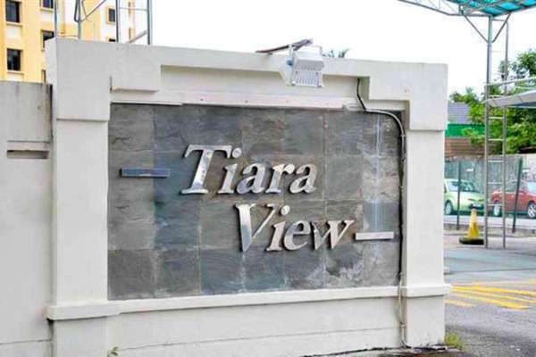 Tiara View's cover picture