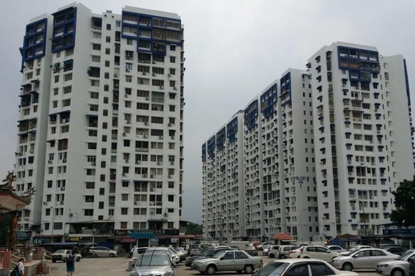 Desa Green Apartment's cover picture