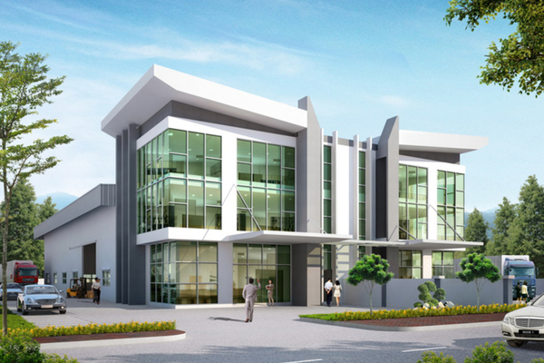 Signature Corporate Industrial Park's cover picture