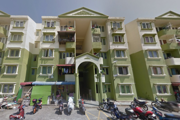 Permata Apartment's cover picture