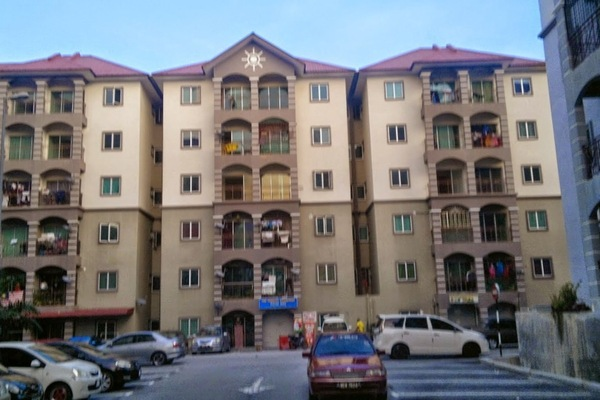 Bukit Permata Apartment's cover picture