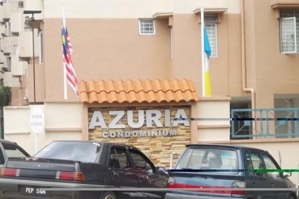 Azuria in Tanjung Bungah