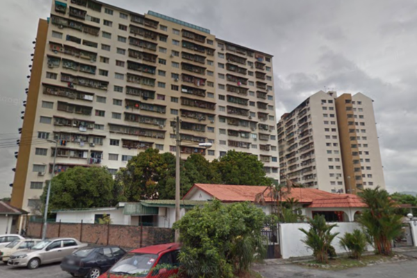 Pandan Ria Apartment's cover picture