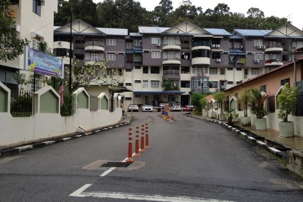 Mutiara Perdana 1 in Sungai Ara