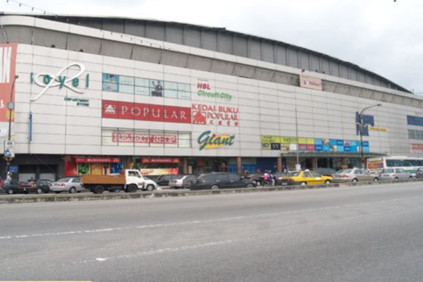Ampang Point's cover picture