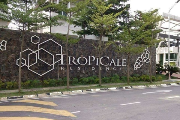 Tropicale Residency's cover picture