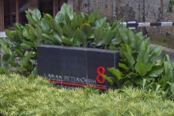 Laman Setiakasih 8's cover picture
