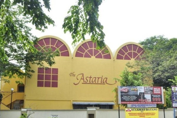 The Astaria's cover picture