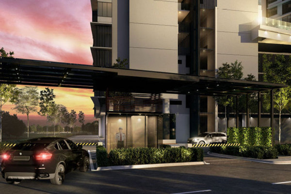 Skyz Jelutong Residences Photo Gallery 2