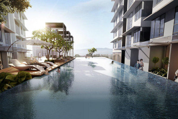 Skyz Jelutong Residences Photo Gallery 3