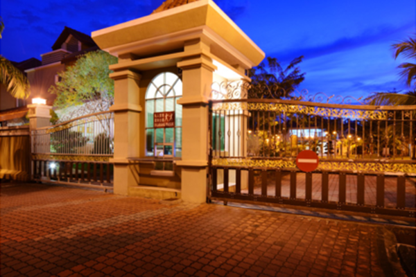 Taman Alma Jaya Villa's cover picture