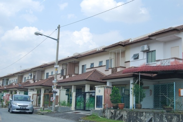 Section 2 in Bandar Mahkota Cheras