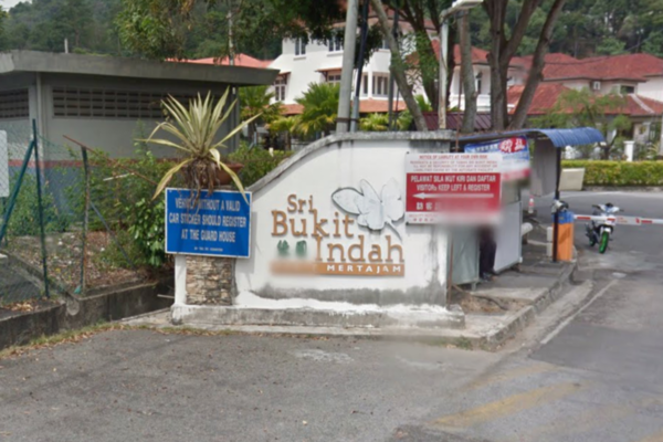 Sri Bukit Indah's cover picture