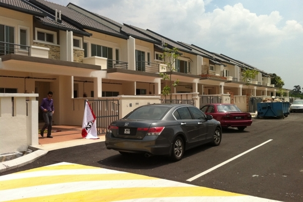 Section 4 in Bandar Mahkota Cheras