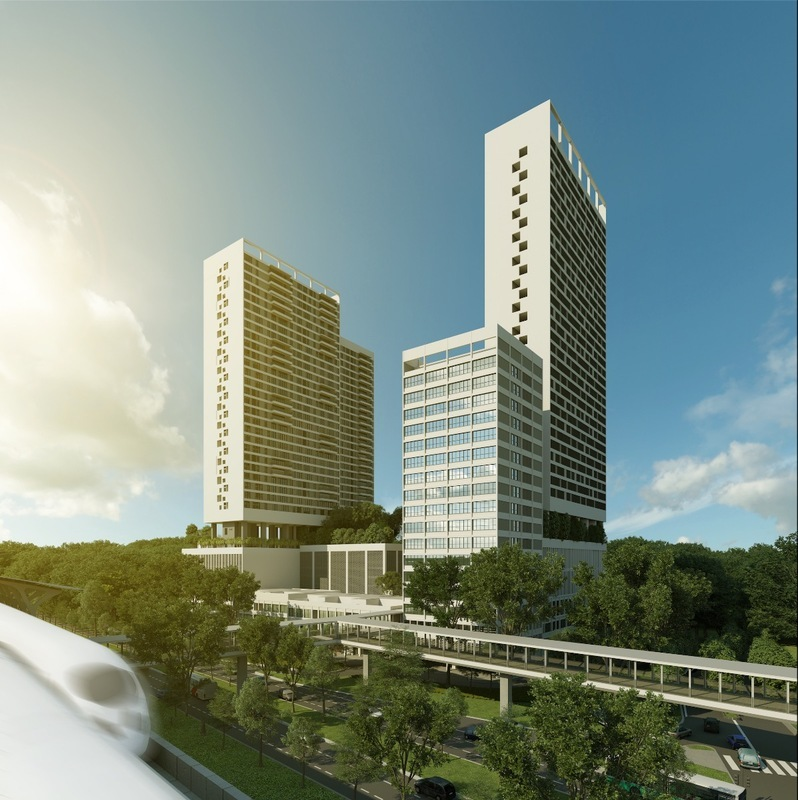 New development in SqWhere, Sungai Buloh