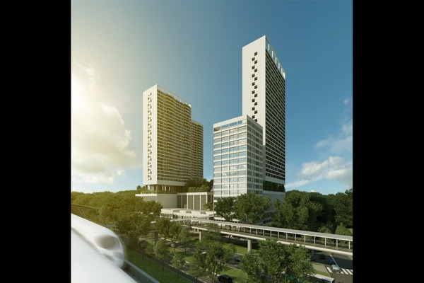 New development in SqWhere, Sungai Buloh